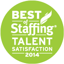2014 Best of Staffing Talent® Award
